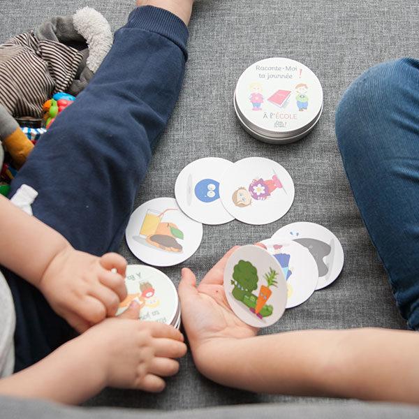 CREATIONS LOCALES VENDEE CARTES POUR ENFANTS