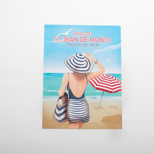 Vente en ligne produits locaux de vendee affiches déco vendee moi du reve
